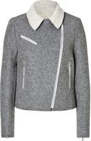 Vanessa Bruno Wool Jacket in Tourterelle
