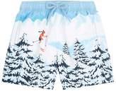 Vilebrequin Ski Resort Swim Shorts