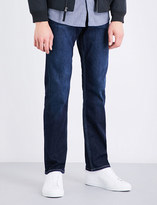 7 For All Mankind The Straight New York regular-fit tapered jeans