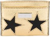 Stella McCartney star cardholder - women - Polyester/Polyurethane - One Size