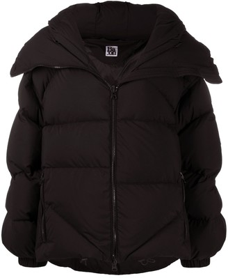 Bacon Oversized Puffer Jacket
