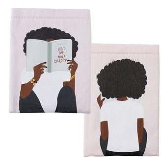 Indigo Paper The Book Bestie Olivia Book Sleeve