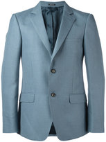 Alexander McQueen two button blazer - men - Silk/Viscose/Mohair - 48