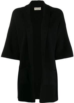 Ma Ry Ya Ma'ry'ya cropped sleeve cardi-coat