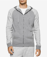 Calvin Klein Jeans Men's Icon Colorlocked Full-Zip Hoodie