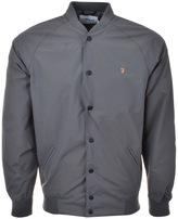 Farah Bellinger Jacket Grey