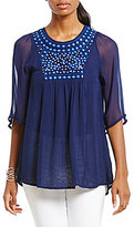 Tolani Heather Tunic