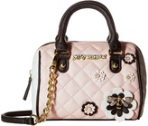 Betsey Johnson Mini Satchel Crossbody