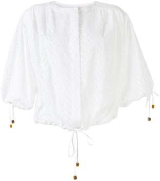 Rodebjer Breeze cotton blouse