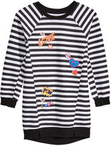 Epic Threads Hero Kids by Striped Patch Sweater Dress, Toddler and Little Girls (2T-6X), Created for Macy's