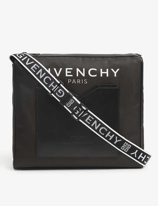 Givenchy Light 3 crossbody nylon bag