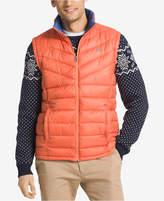 Izod Men's Apex Quilted Full-Zip Puffer Vest
