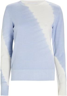 Derek Lam 10 Crosby Esta Dip-Dye Wool Sweater