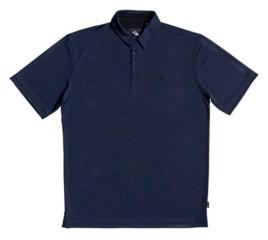 Quiksilver Men's Water Polo Short Sleeve Polo Shirt