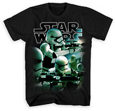 Disney First Order Stormtrooper Tee for Adults - Star Wars: The Force Awakens