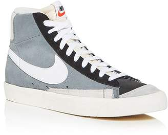 Nike Men's Blazer Mid '77 Vintage Suede High-Top Sneakers
