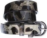 ASOS Leopard Skinny Waist Belt
