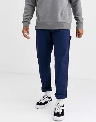 Dickies Fairdale carpenter trouser in blue