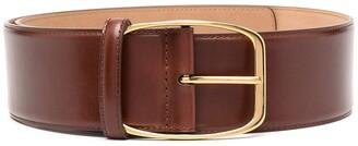 Dolce & Gabbana Oval Buckle Belt
