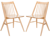 Safavieh Wren Spindle Dining Chairs (Set of 2)