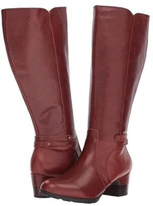 Jambu Chai - Wide Calf (Black) Women's Boots