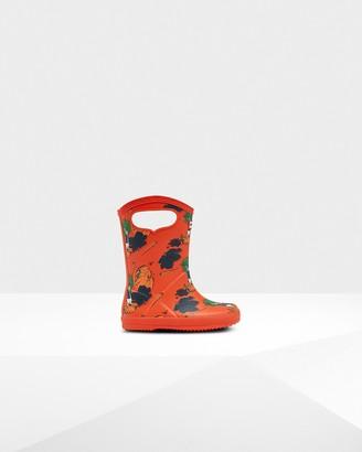 Hunter Original Kids First Peter Rabbit 2 Grab Handle Rain Boots