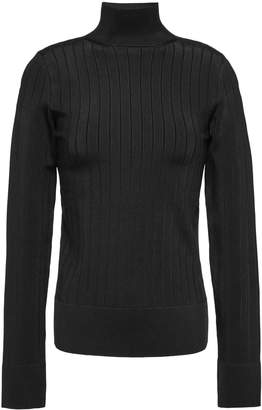 Lanvin Ribbed-knit Turtleneck Top