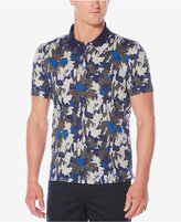 Perry Ellis Men's Classic-Fit Printed Polo
