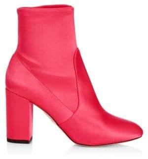 Aquazzura So Me Ankle Boots