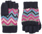 Monsoon Heritage Stripe Capped Gloves