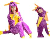 CLOHO Warm Soft Family Matching Outfits Cartoon Cosplay Onesie