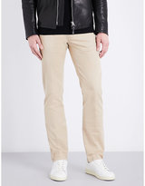 Tom Ford Matte Classic-fit Straight-leg Jeans