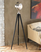 Movie Studio-Style Tripod Lamp