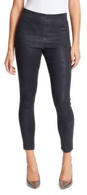 Skinny Girl Bailey Seamless Skinny Cotton-Blend Ankle Pants