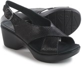 Dansko Jacinda Sling-Back Sandals - Leather (For Women)