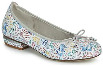 Dorking IREM women's Shoes (Pumps / Ballerinas) in Multicolour