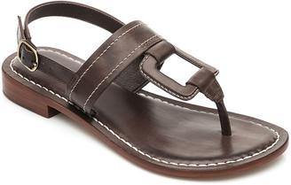 Bernardo Tegan Flat Thong Sandals