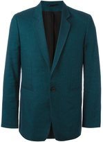 Ann Demeulemeester fitted dinner jacket