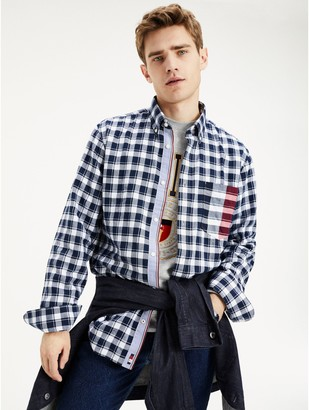 Tommy Hilfiger Regular Fit Twill Check Shirt