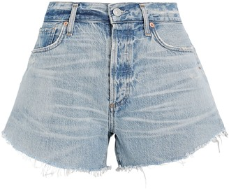 Citizens of Humanity Marlow Denim Cut-Off Shorts