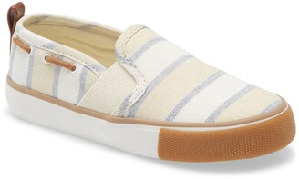 1901 Canvas Boat Shoe
