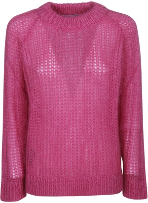 Prada See-through Sweater
