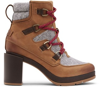 Sorel Blake Lace-Up Leather & Felt Hiking Boots