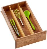Container Store Bamboo Drawer Dividers Pkg/2