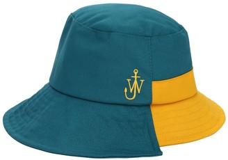J.W.Anderson Asymmetric Tech Bucket Hat