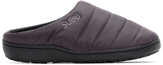 SUBU Grey Insulated Loafers