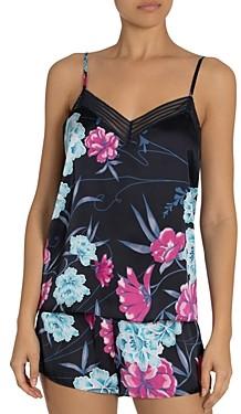 Midnight Bakery Floral-Print Cami & Tap Shorts Pajama Set
