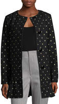 Kate Spade Women's Dotted Wool-Blend Coat