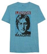John Lennon ® Men's Imagine T-Shirt White