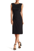 JS Boutique Embellished Sheath Dress